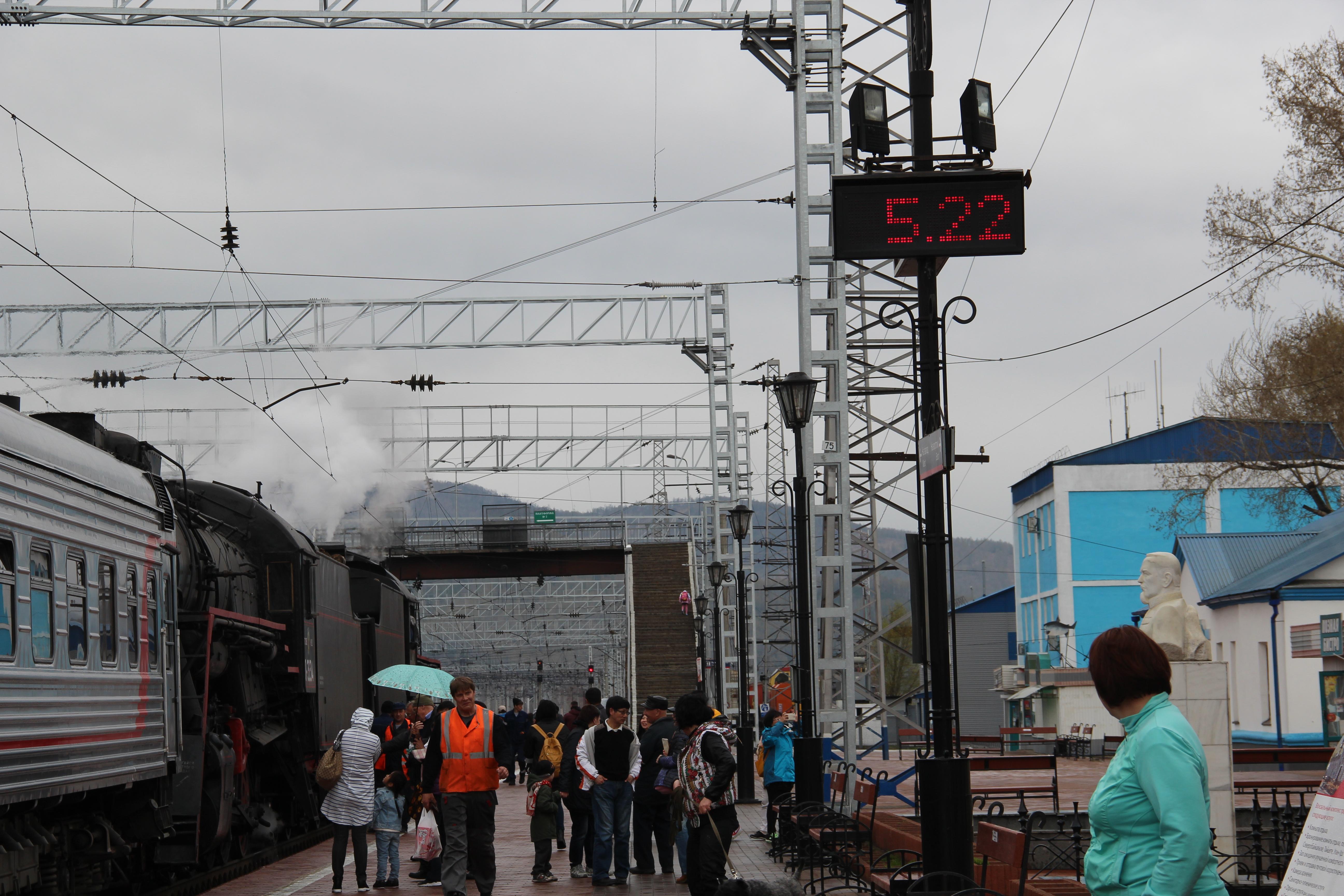Zeit in Ischewsk Russland